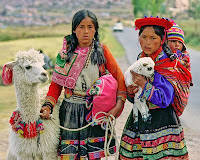 I was often in : PERU