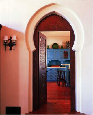 Moorish Architecture Arch
