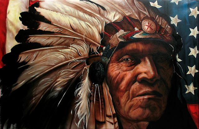 Red Indians 2013 Free Wallpapers