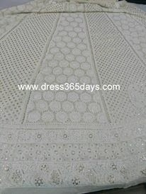 Chikankari Lehenga for Marriage