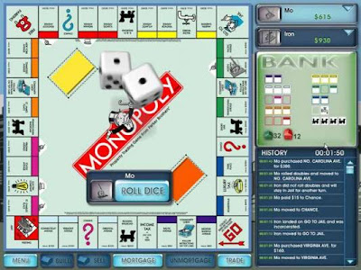 Monopoly Here and Now Games 2