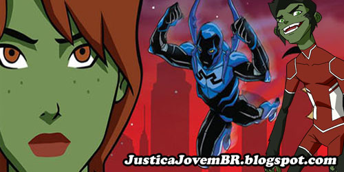 Young Justice: Invasion episódios 2013