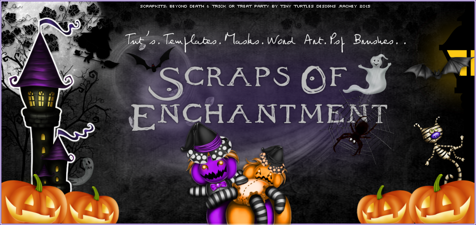 Scraps Of Enchantment