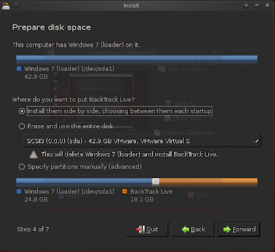 : So you want to use Backtrack 5? [With Pictures/Windows/Mac/Linux
