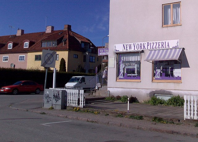 new york pizzeria halmstad