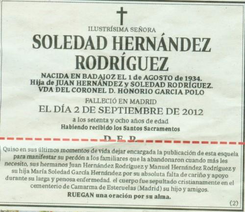 RENCOR DE ULTRATUMBA