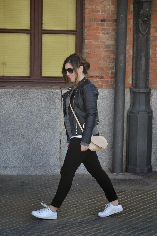 Look Winter in Love Esencia Trendy Outfit Asesoría de Imagen Personal Shopper casual rock romantic