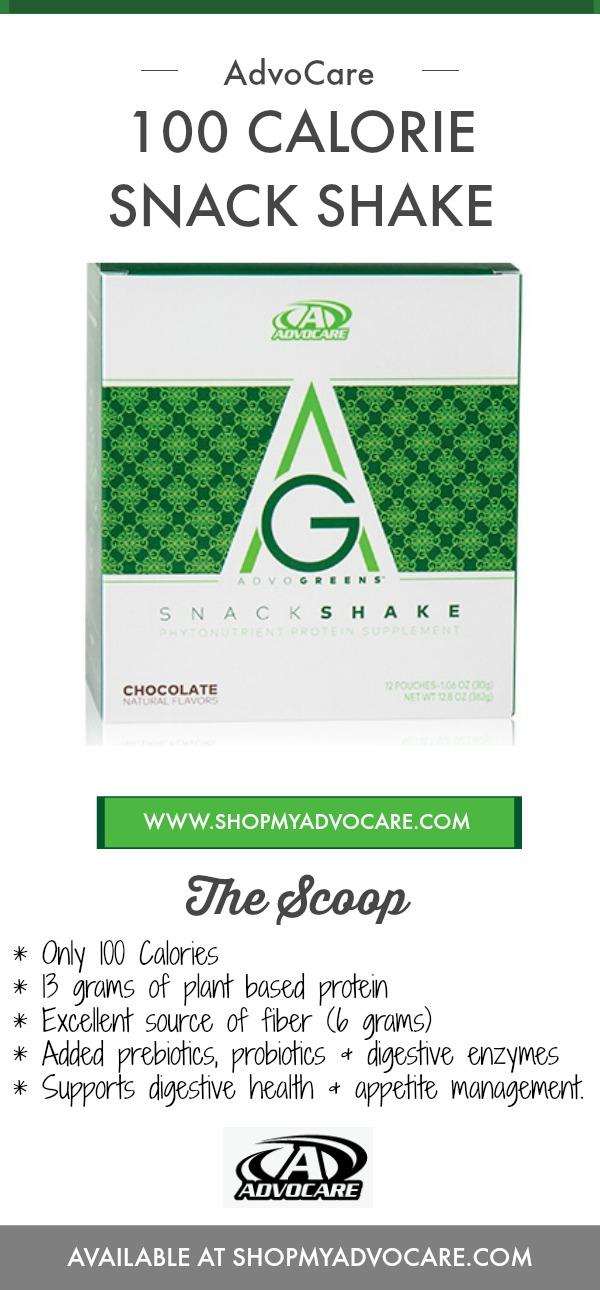 AdvoCare Snack Shake!