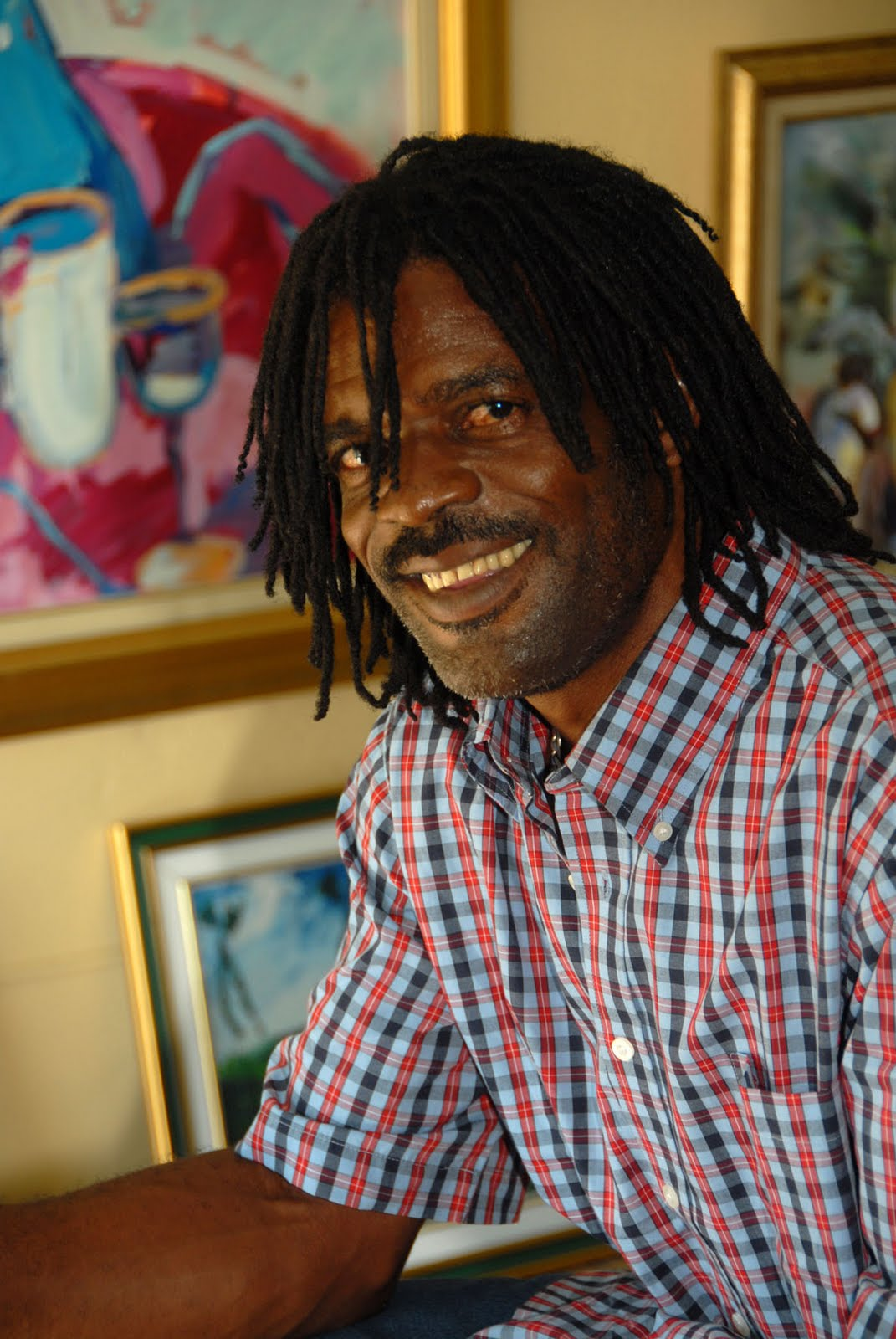Art and craft in jamaica nelton fisher and the mystics for Jamaican arts and crafts for sale