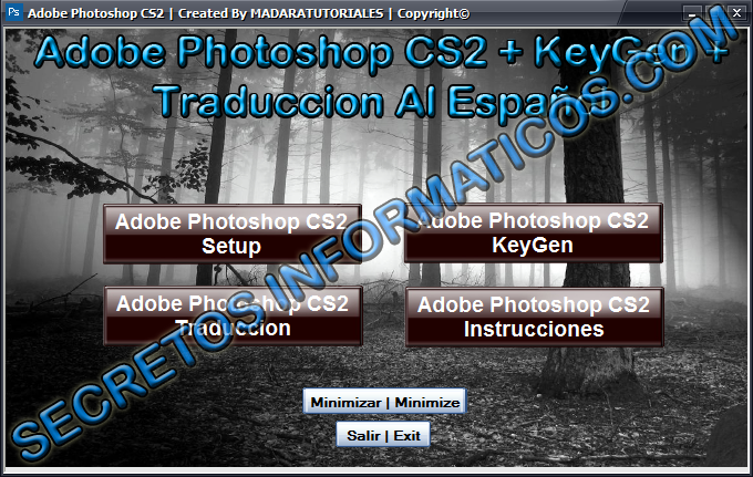 descargar adobe photoshop cs2 keygen paradox 2005