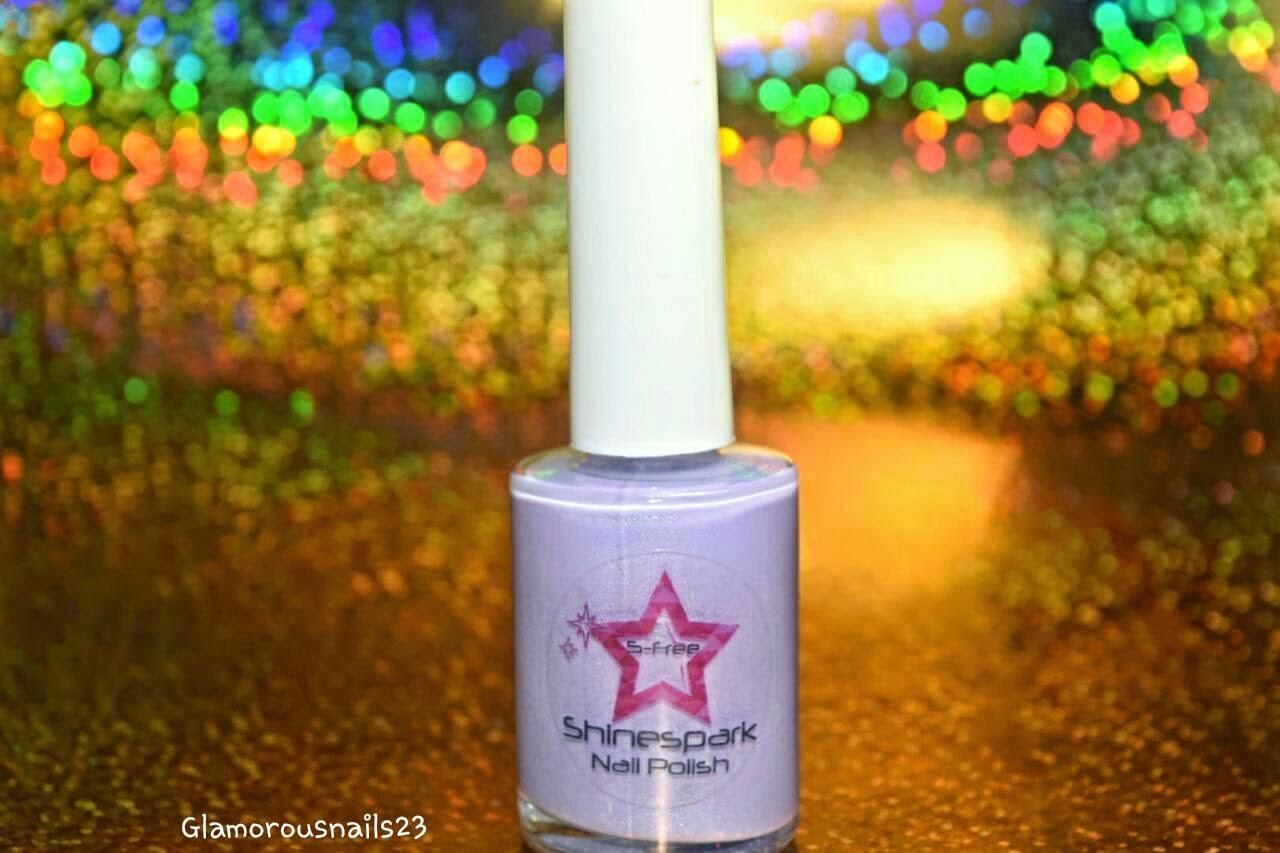 Shinespark Polish Periwinkle