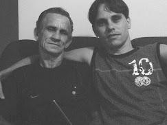 Meu tio Valdir e eu.
