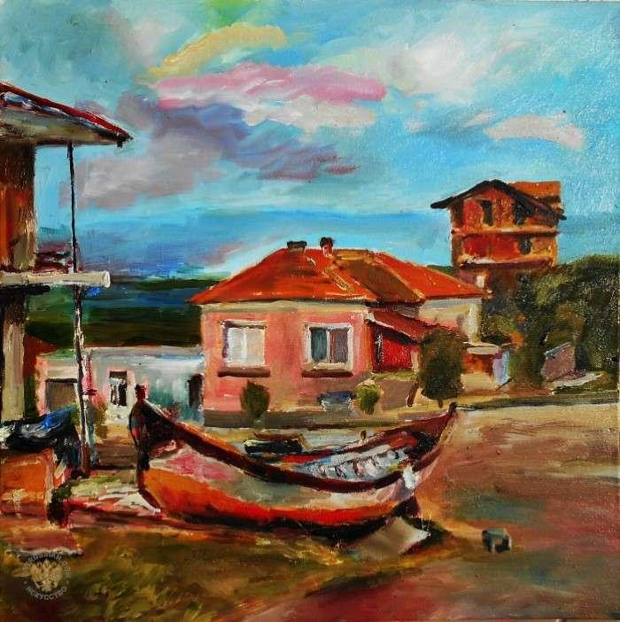 Российский художник. Питаев Валерий
