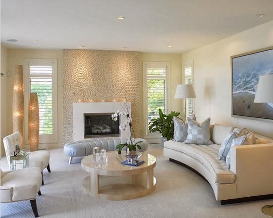 ... Dinding Cantik Untuk Ruang Tamu - Desain Rumah Minimalis 2014