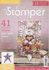 Craft Stamper May 2017