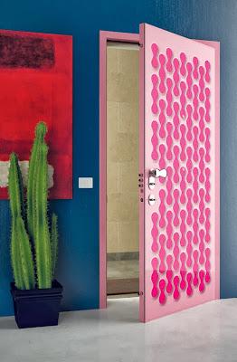 Aneka Ide Desain Pintu Rumah Minimalis