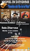 Afiche Sala Zitarrosa  Primera edición, año 2009