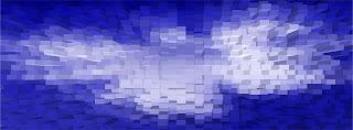 blue purple cover photo for Facebook profile