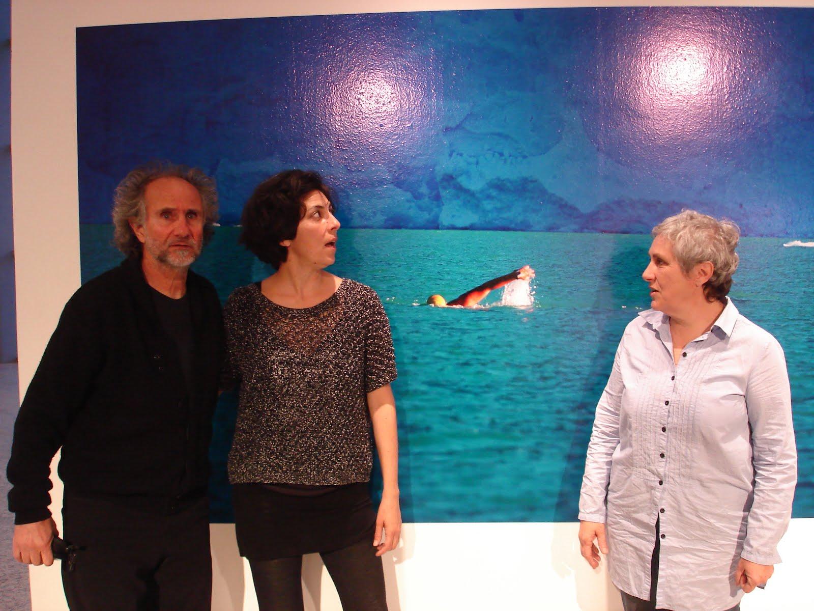 después de la función Museo Malvinas
