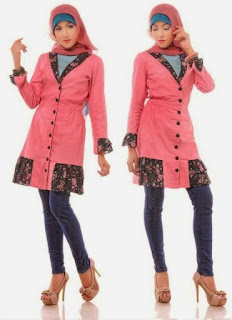 Model Celana Jumper Muslimah Trend 2016 Terbaru Busana Muslim