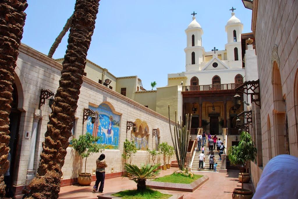 Coptic Church,The hanging church or (El Muallaqa) in old cairo(part three)