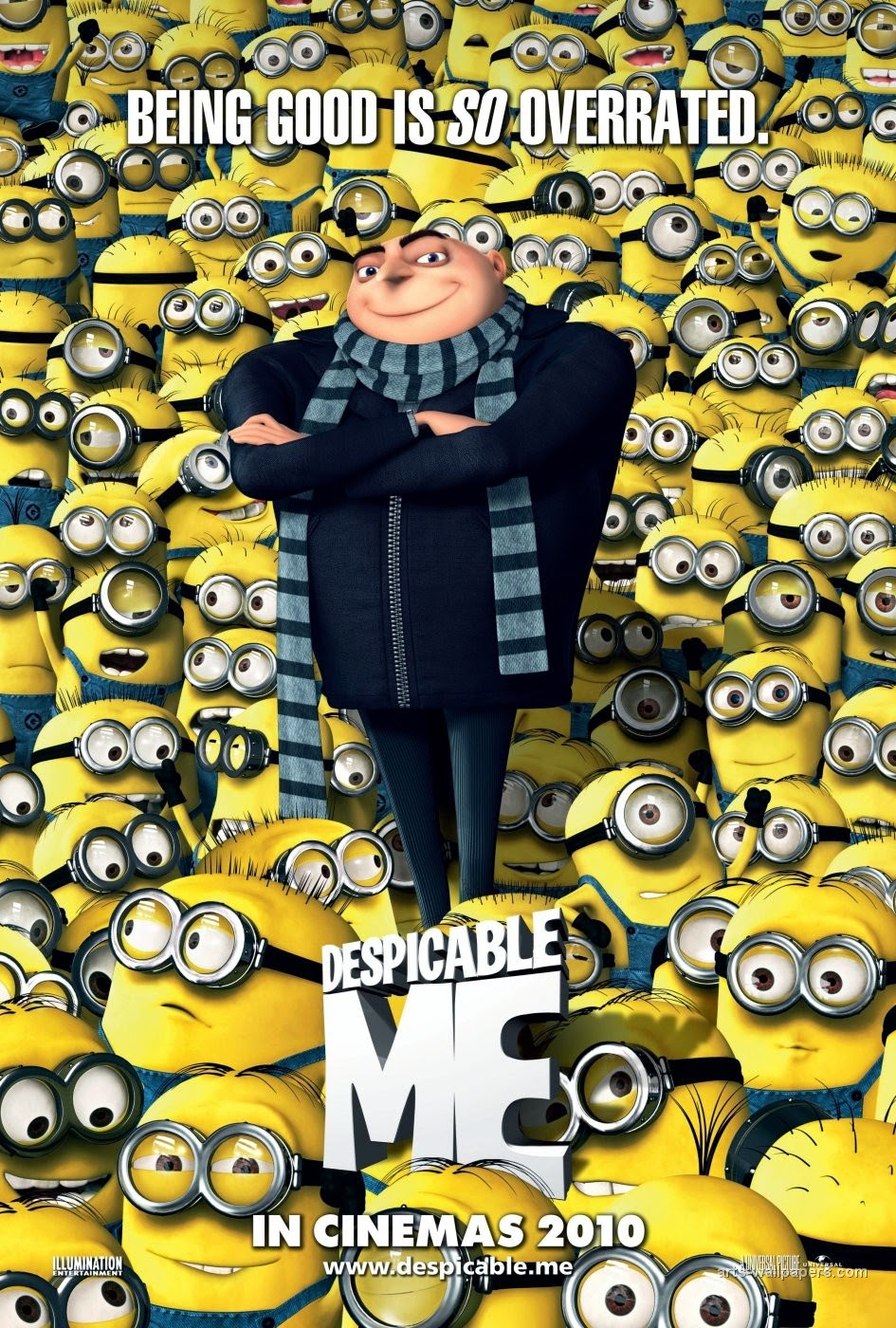 Watch despicable me 2010 movie full online for Despicable watches
