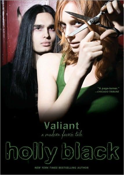 Valiant Holly Black