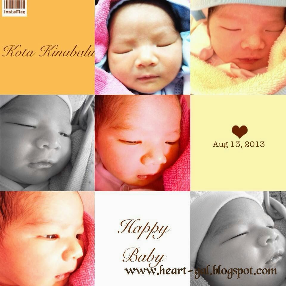 New Born (Izz Firash Amsyar)
