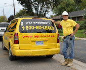 Aquaseal Licensed Foundation Basement Epoxy Concrete Crack Repair Specialists Ontario1-800-NO-LEAKS