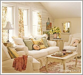 cottage living room design ideas