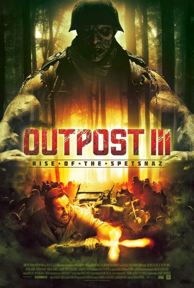 La película Outpost Rise of the Spetsnaz