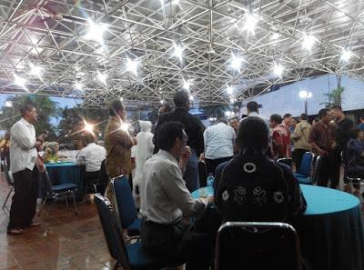 Buka Puasa Bersama Alumni UGM Kagama 2015 - 2