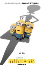 Οι Καλύτερες Παιδικές Ταινίες του 2015 Μίνιονς