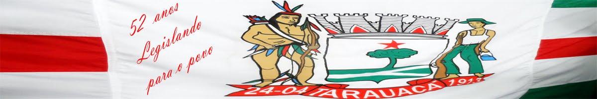 CÂMARA MUNICIPAL DE TARAUACÁ