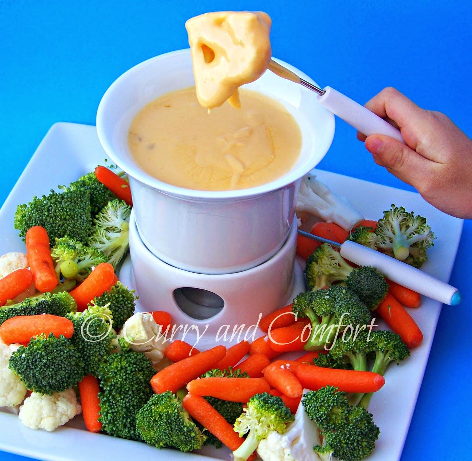 kitchen simmer cheese fondue
