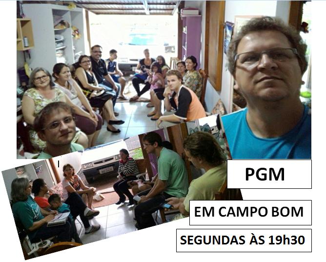PGM EM CAMPO BOM
