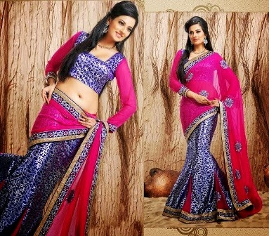Glamorous Occasion Indian Sarees