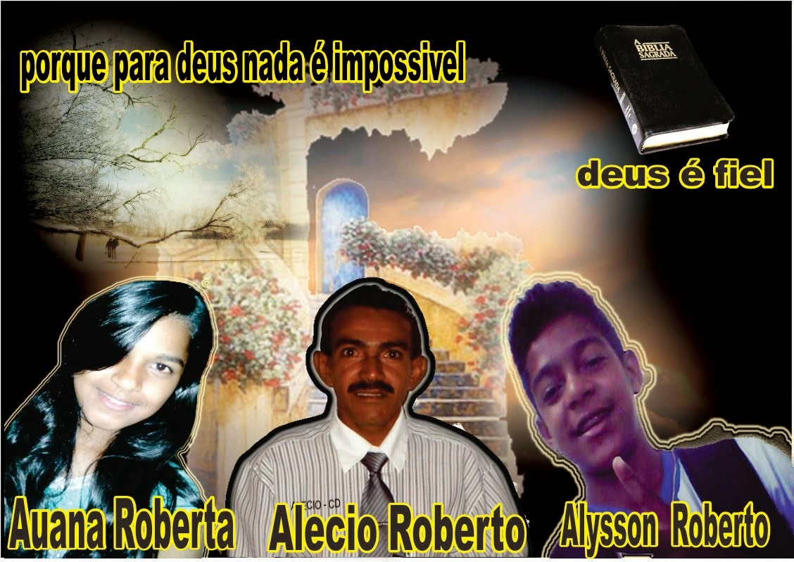 ALECIO   ROBERTO  E  FILHO