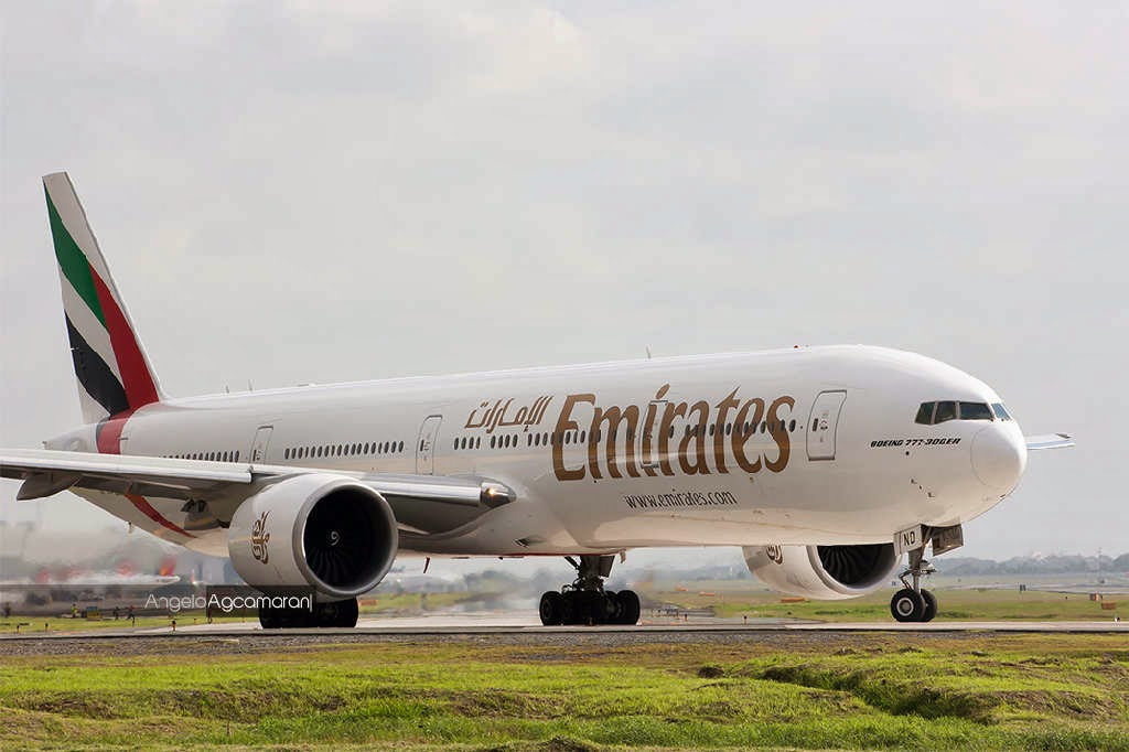 Emirates Cancels Clark Route