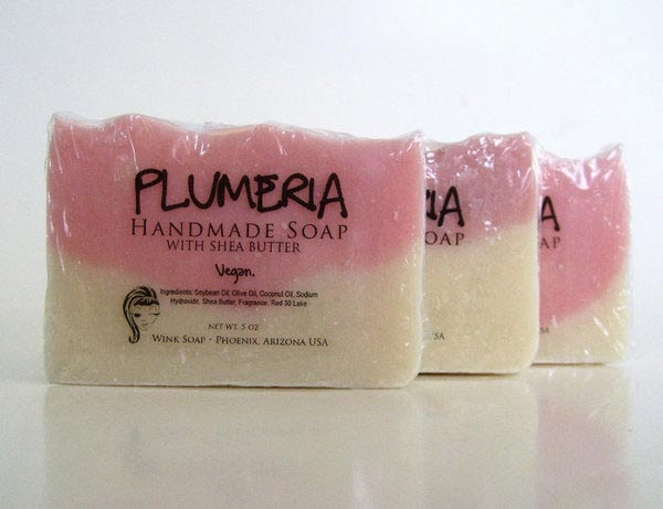 Soap Packaging Label