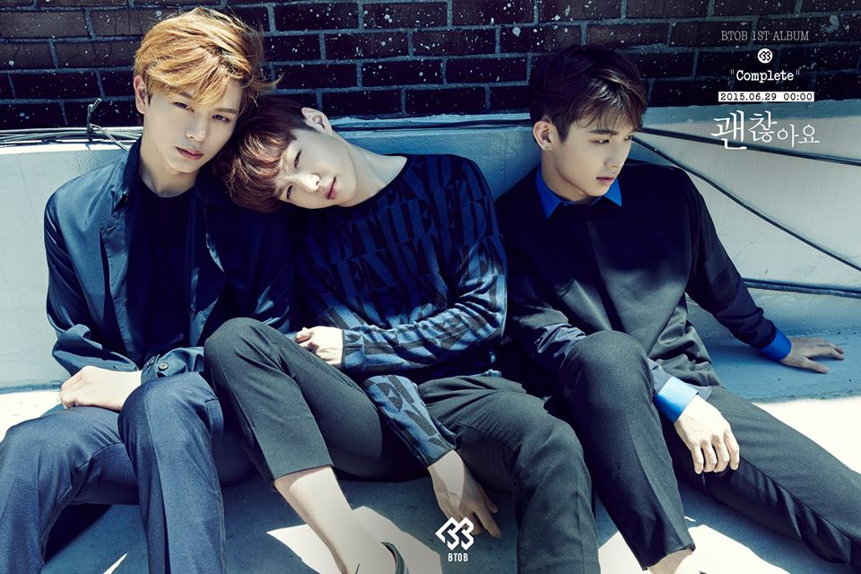 BTOB Korean Boy Group