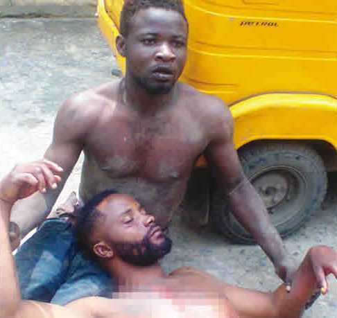 Man Stabs Landlord To Death In Lagos (pictured)