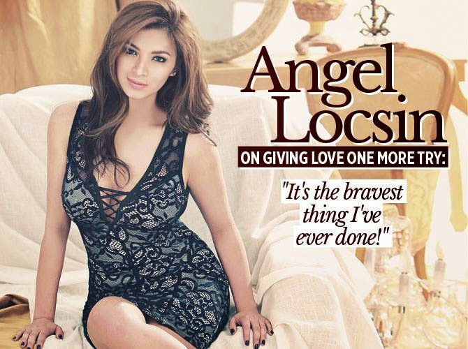 Angel Locsin covers 17th Anniversary issue of Cosmo Magazine