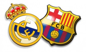 Real madrid x Barcelona