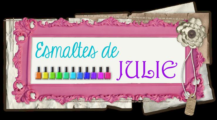 Esmaltes de Julie
