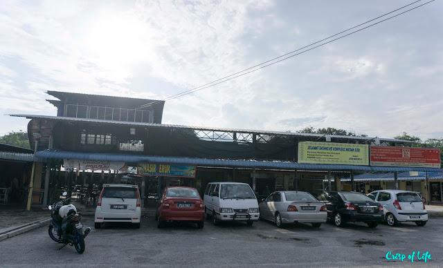 Mee Goreng Pitchay Kompleks Medan Suri Sungai Nibong