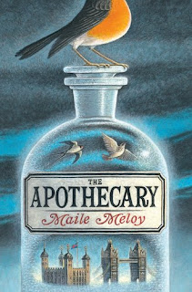 Apoth New YA Book Releases: October 4, 2011