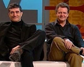 Gomaespuma, una de las parejas de humor radiofónico más grandes de España.