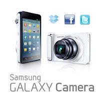Samsung Galaxy Camera: uniendo las ventajas de varios dispositivos
