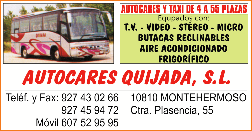 Autocares Quijada